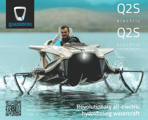 Quadrofoil Raises € 3.0 Million in Series A Funding.